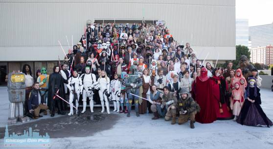 Star Wars Group - Dragon Con 2018 - Jason's Pics